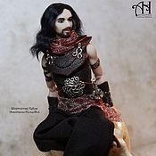 Куклы и игрушки handmade. Livemaster - original item Tagir (13,5 cm). Handmade.