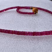 Рубиновое колье