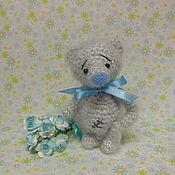Куклы и игрушки ручной работы. Ярмарка Мастеров - ручная работа Мишка вязаный Тэдди. Handmade.