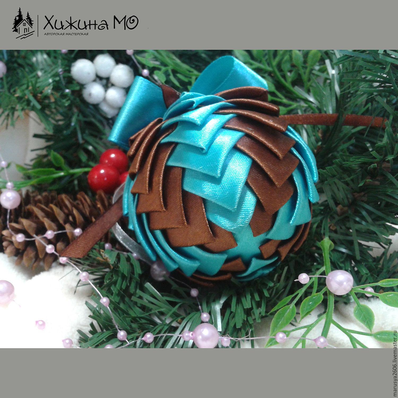 Новогодний шар, Украшения, Красноярск, Фото №1