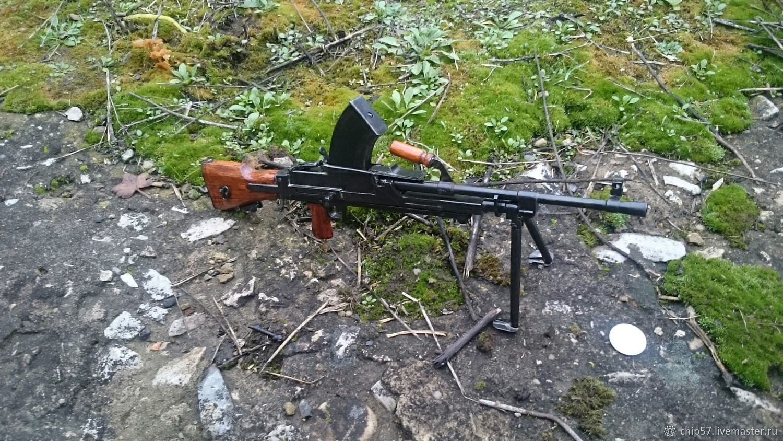 Пулемет Bren mk2 масштаб 1:4, Сувенирное оружие, Орел,  Фото №1