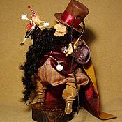 Куклы и игрушки ручной работы. Ярмарка Мастеров - ручная работа Карабас Барабас. Handmade.