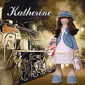 Куклы и игрушки ручной работы. Ярмарка Мастеров - ручная работа Катрин. Handmade.