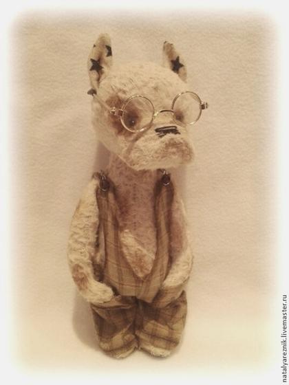 Мишки Тедди ручной работы. Ярмарка Мастеров - ручная работа Джим. Handmade.