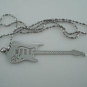 Pendants handmade. Livemaster - original item Suspension Fender guitar. Handmade.