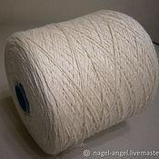 Материалы для творчества handmade. Livemaster - original item WS LINO SILK( cashmere, silk and flax). Handmade.