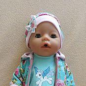 Куклы и игрушки ручной работы. Ярмарка Мастеров - ручная работа Весенний комплект для куклы. Handmade.
