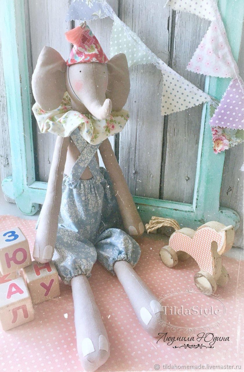 Elephant Circus, Stuffed Toys, Krasnoyarsk,  Фото №1