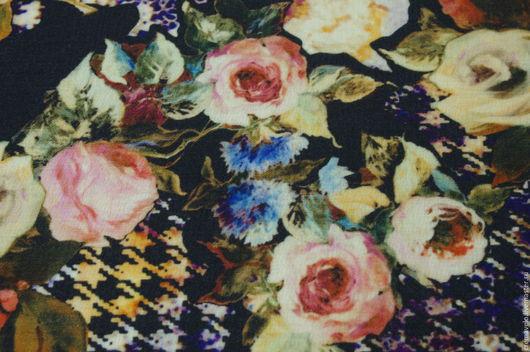 Шитье ручной работы. Ярмарка Мастеров - ручная работа. Купить - 10 % Итальянская шерсть Dolce & Gabbana. Handmade.