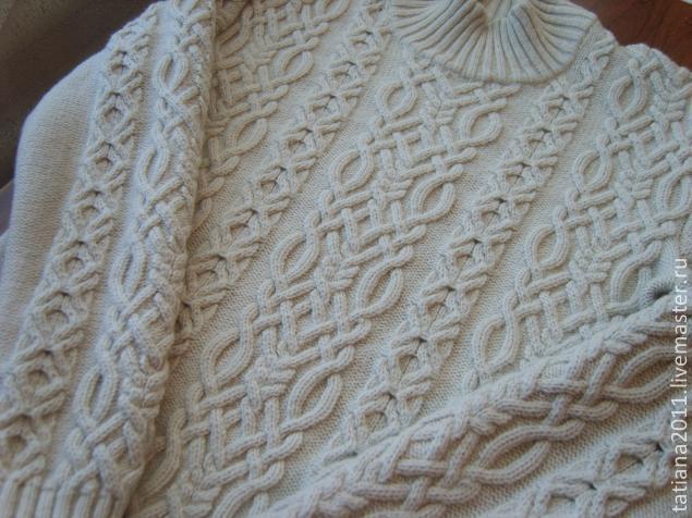 Пуловер из кашемира доставка