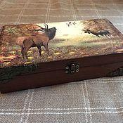 Для дома и интерьера handmade. Livemaster - original item Box-copernica