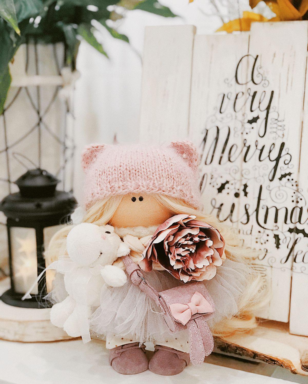 Интерьерная кукла, Куклы Тильда, Воронеж,  Фото №1