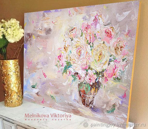"""Картина маслом """"Прикосновение души"""" 50/70см, Pictures, Stavropol,  Фото №1"""