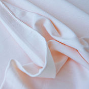 Материалы для творчества ручной работы. Ярмарка Мастеров - ручная работа Футер бледно-персиковый. Handmade.