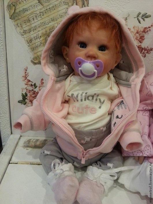 Куклы-младенцы и reborn ручной работы. Ярмарка Мастеров - ручная работа. Купить Кукла реборн Пикси от Бонни Браун.Моя работа.. Handmade.