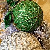 Подарки к праздникам ручной работы. Ярмарка Мастеров - ручная работа ёлочный шар с вашим фото. Handmade.
