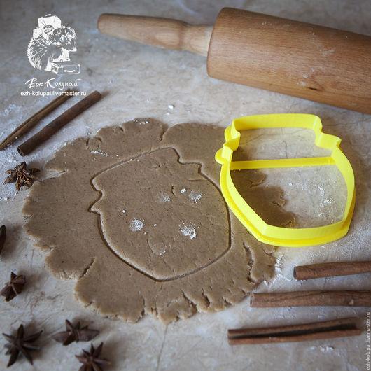 Кухня ручной работы. Ярмарка Мастеров - ручная работа. Купить Банка -№176 Форма вырубка для печенья и пряников. Handmade.