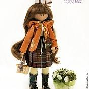 """Куклы и игрушки ручной работы. Ярмарка Мастеров - ручная работа Кукла-Тильда """"Шотландка"""" ед. Экз.. Handmade."""