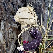 """Куклы и игрушки ручной работы. Ярмарка Мастеров - ручная работа Кукла - оберег """" Медведь Охотник"""". Handmade."""