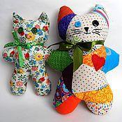 Куклы и игрушки ручной работы. Ярмарка Мастеров - ручная работа Фрэнки и Бо. Handmade.