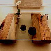 Для дома и интерьера ручной работы. Ярмарка Мастеров - ручная работа Изящный кофейный столик. Handmade.