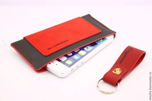Для телефонов ручной работы. Ярмарка Мастеров - ручная работа. Купить Чехол для IphoneSlim2-Case/Mische. Handmade. Чехол для телефона
