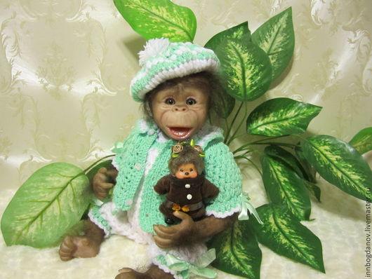 Куклы-младенцы и reborn ручной работы. Ярмарка Мастеров - ручная работа. Купить Кукла реборн Жаконя-3. Handmade. подарок