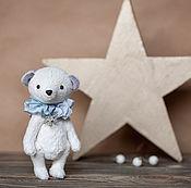 Куклы и игрушки ручной работы. Ярмарка Мастеров - ручная работа Белый мишка Тедди. Handmade.