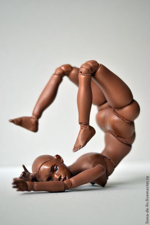 Коллекционные куклы ручной работы. Ярмарка Мастеров - ручная работа. Купить Шоколадное Дерево. Handmade. Коричневый, бжд, авторская игрушка