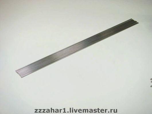 Другие виды рукоделия ручной работы. Ярмарка Мастеров - ручная работа. Купить Мандрель  d 1,0 мм  L 230 мм (10 шт). Handmade.