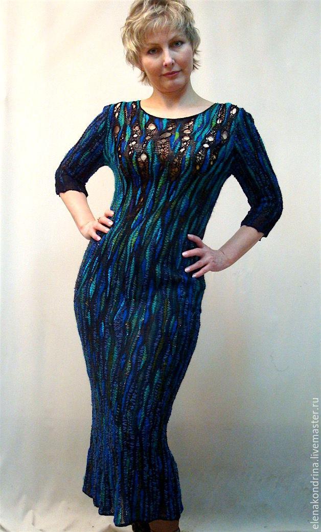 Dress 'Mystery', Dresses, Ivanovo,  Фото №1