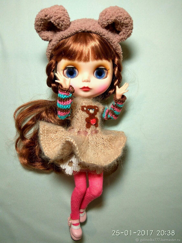 Как сделать мишку для кукол фото 401