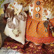 """Куклы и игрушки ручной работы. Ярмарка Мастеров - ручная работа Акулина , фея домашнего уюта """"Мешочек"""". Handmade."""
