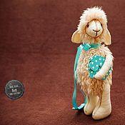 Куклы и игрушки ручной работы. Ярмарка Мастеров - ручная работа Овечка Bett. Handmade.
