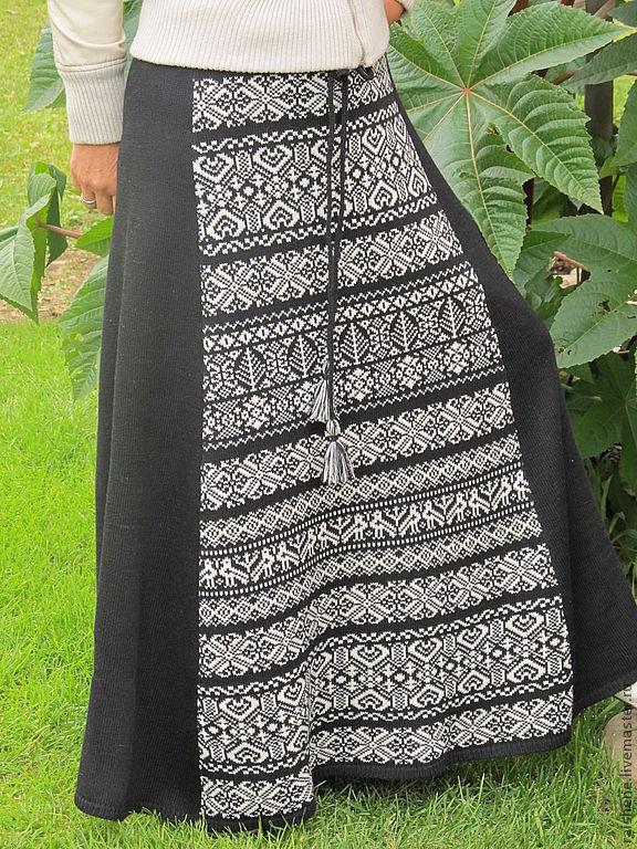 Купить этно юбки