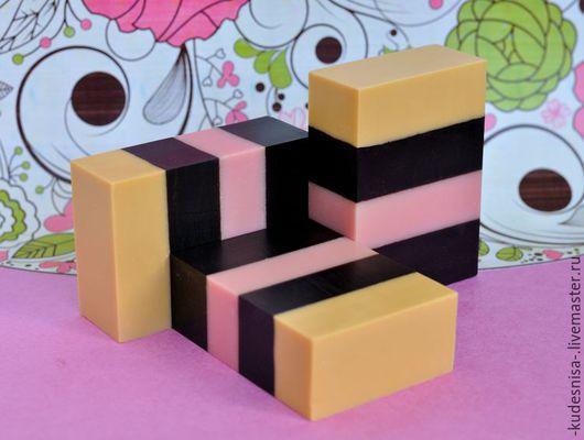 Шоколадное мыло Натуральное мыло Шоколадно-цитрусовый микс Кудесница Ярмарка мастеров http://www.livemaster.ru/-kudesnisa-