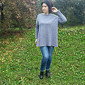 Одежда handmade. Livemaster - original item Knitted tunic