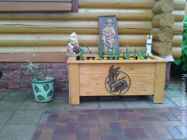 Кашпо для цветов, Изделия, Москва, Фото №1