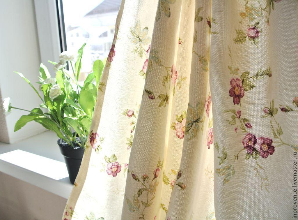 орлиный клюв фото льняных штор для кухни разных моделях