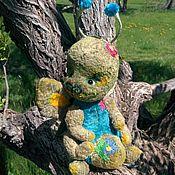 Куклы и игрушки ручной работы. Ярмарка Мастеров - ручная работа МотыльМотылек. Handmade.