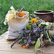 Травы ручной работы. Ярмарка Мастеров - ручная работа Травы для чая. Конструктор. Сделаем персональный сбор.. Handmade.