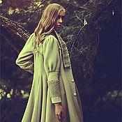 """Одежда ручной работы. Ярмарка Мастеров - ручная работа Женское элегантное пальто""""Загадка"""".. Handmade."""