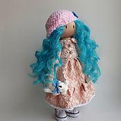 Куклы и пупсы ручной работы. Ярмарка Мастеров - ручная работа Кукла текстильная интерьерная ручной работы Анна. Handmade.
