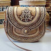handmade. Livemaster - original item Bag made of birch bark. Birch bark purse. Gift on March 8. Handmade.