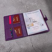 Канцелярские товары handmade. Livemaster - original item Mini organizer for A5 Python documents. Handmade.
