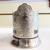 Винтаж handmade. Livemaster - original item Cup holder of PALM Melchior Kolchugino. Handmade.