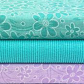 Материалы для творчества handmade. Livemaster - original item Materials for dolls and toys: Set of fabrics for needlework NT-09. Handmade.