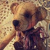 Куклы и игрушки ручной работы. Ярмарка Мастеров - ручная работа Винтажный мишка Чарли. Handmade.