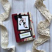 Обложки ручной работы. Ярмарка Мастеров - ручная работа Обложка на паспорт. Handmade.