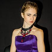 Украшения handmade. Livemaster - original item Jewelry set Aroma. Necklace and bracelet jewelry set.. Handmade.